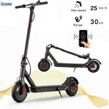 350w Adult scooter plegable e-scooter 36v 18,5 millas de alcance 8,5 pulgadas de