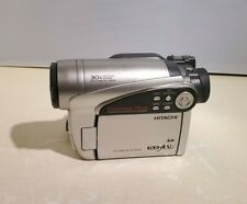 Hitachi Dz-Gx5020A UltraVision Dvd Cam Dvdcam Video Camera Camcorder Camera Only