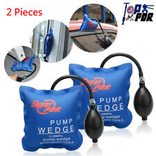 2pcs US Automotive Entry Tool Air Pump Wedge Inflatable Hand Pump For Car Window