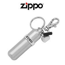 Zippo Accessories Gift Compact Aluminum Fuel Canister with Keyring 121503