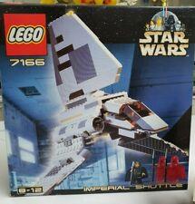 LEGO 7166 Star Wars Imperial Shuttle Retired & ULTRA Rare