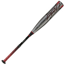 "2021 Rawlings Quatro Pro -10 USA Composite Baseball Bat US1Q10 28""/18oz"