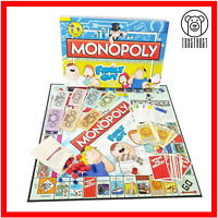 Monopoly Family Guy Collectors Edition Board Game Trading Game Winning Moves