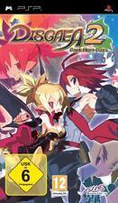 PSP Spiel - Disgaea 2 Dark Hero Days (mit OVP) (PAL) 10830437