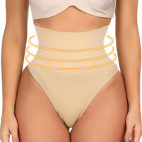 Shapewear  Body Shapers  Cincher Briefs Thong G-string  Slimming Waist Trainer