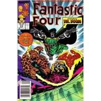 Fantastic Four (1961 series) #318 in NM minus condition. Marvel comics [*zw]