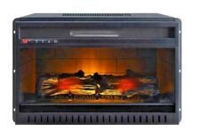 Whalen 54-in W Madison Snow Ash Infrared Quartz Electric Fireplace WSLWFP54-6
