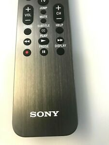 Original SONY RMF-TX611U TV Remote Control Television