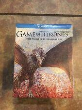 Game of Thrones - Season 1-6 [Blu-ray] [2016]