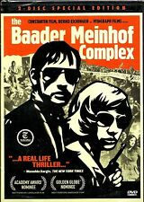 Baader Meinhoff Complex. 2 Disc Special Ed. New In Shrink!