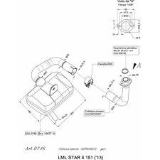 0746 SCARICO MARMITTA OMOLOGATA SITO SITO PLUS LML - STAR 4 151 2013