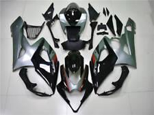 Plastic Injection Black Fairing Kit Fit for Suzuki 2005 2006 GSXR 1000 ABS f06