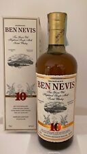 Bottle Ben Nevis 10 years 700ml  Single Malt Scotch Whisky,