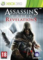 Assassin's Creed Revelations cd pour console Xbox 360, jeu vendu en loose