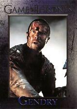 GENDRY (Joe Dempsie) / Game of Thrones Season 8 (2020) BASE Trading Card #40