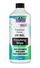 UV Nail Gel Finishing,  Sticky Residue Remover,  Cleanser,  Brush Cleaner 250ML