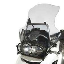 Vento Scudo + alubügel BMW r1200gs 2004-2012, sbirro, WINDSHIELD, 450mm-TRASPARENTE