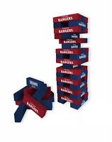 MLB Table Top Stackers Tower Building Game Texas Rangers Tail Gate Party Spring