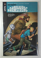 Archer and Armstrong Vol 3 : Far Farawy (Valiant, Dec 2013) NM 1st Printing