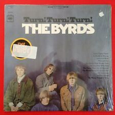 BYRDS Turn! Turn! Turn! PC9254 LP Vinyl VG++ Cover Shrink Columbia
