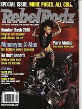 Rebel Rodz Magazine - Issue No. 23 (April 2011)