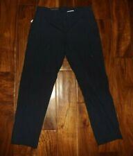 0ae36dd0df20e NWT Womens KIRKLAND SIGNATURE Eclipse Navy Blue Travel Pants Size 16