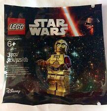Lego TRU Toys R Us Ep 7 Star Wars C-3PO NEW Minifigure