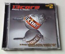 Manu Le Malin – 13Core Vol2.  CD.