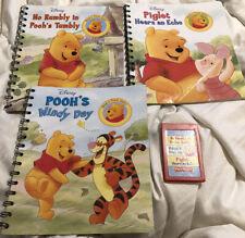 Story Reader: Disney Winnie the Pooh & Friends Piglet 3 Books/Cartridge