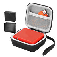 Portable EVA Zipper Hard Case Storage Bag Box For JBL Go 1/2 Bluetooth Speaker