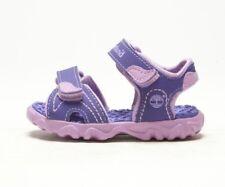 fenómeno Eléctrico raíz  Las mejores ofertas en Sandalias Timberland púrpura Zapatos para bebés y  niños   eBay