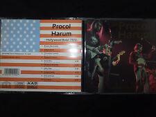 CD PROCOL HARUM / HOLLYWOOD BOWL 1973 /