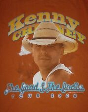 Kenny Chesney The Road & The Radio 2006 Tour T Shirt - Size M