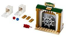 LEGO MARVEL 76149 CITY BANK VAULT DOOR BUILD ONLY - SPIDER-MAN ROBBERY - GOLD