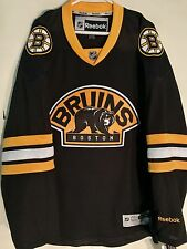 Reebok Premier NHL Jersey Boston Bruins Team Black Alt sz XL