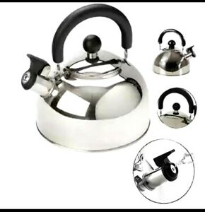 High Quality 3L Stainless Whistling Tea Coffee Water boiling kitchen item kettle