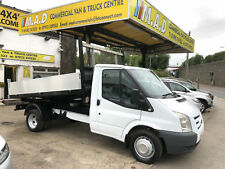 38202161bf Ford Transit 2.4TDCi Duratorq ( 100PS ) 350MWB TIPPER 2008 08 REGISTRATION