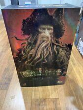 Hot Toys 1/6 Pirates of the Caribbean Davy Jones MMS62 Rare