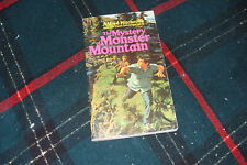 Three Investigators #20 The Mystery of MONSTER MOUNTAIN Alfred Hitchcock