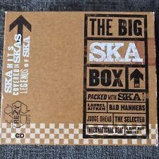 The Big Ska Box (Various Artists) (CD, 1998) 3-CD Box Set