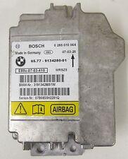 Genuine BMW E81 E87 E90 E91 E92 Bosch Sensor De Airbag Unidad De Control ECU 9134280 #6B