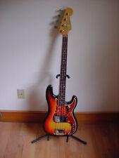 All original 1965 Fender Precision Bass NEAR MINT!!