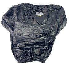 Everlast Fit Men's Xl/2Xl Non-Hooded Sauna Suit F.I.T. Black