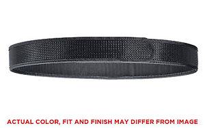 "Bianchi Accumold 7205 Durable Nylon Liner Belt Medium 34""-40"" Black 17707"