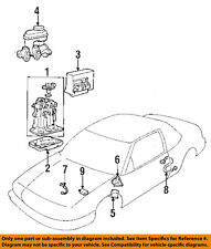 GM OEM Abs-Wire Right 12167648
