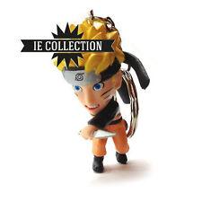 NARUTO porte-clé Statuette Shippuden figurine porte-clés personnage porte cles