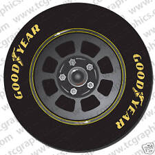Good Year Tire Sticker 5""