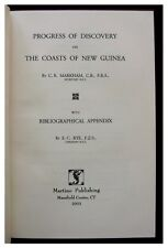 Markham - COASTS of NEW GUINEA - Pacific Bibliography