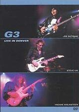 G3 Live In Denver [DVD] [2004], , Used; Good DVD