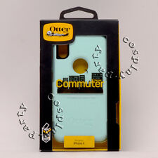 OtterBox Commuter 2-Layers Hard Snap Cover iPhone X iPhone Xs Case Teal  New
